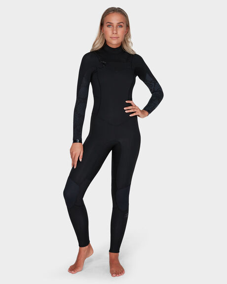 LADIES SYNERGY 302 CHEST ZIP FULL SUIT