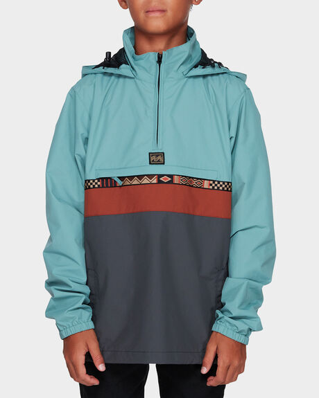 BOYS WIND SWELL ANORAK