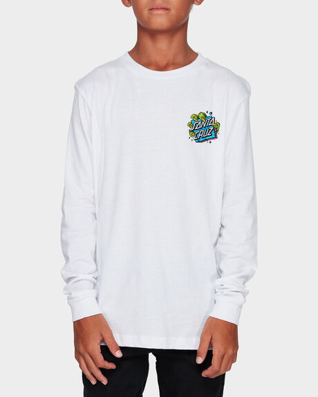 BEAST DOT LS TEE - YOUTH