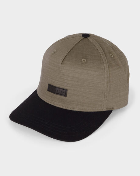 OXFORD SNAPBACK CAP