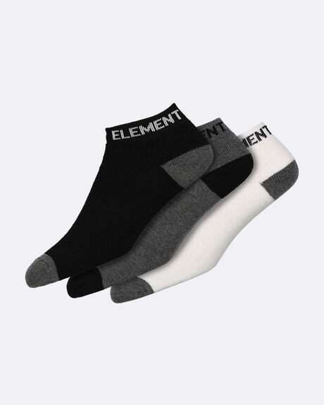YOUTH ANKLE SOCK - 5 PAIRS