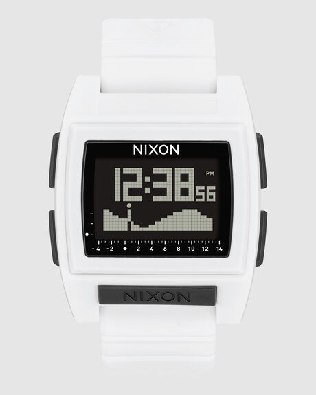 BASE TIDE PRO WATCH WHITE