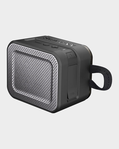 BARRICADE BLACK TRANSLUCENT SPEAKER