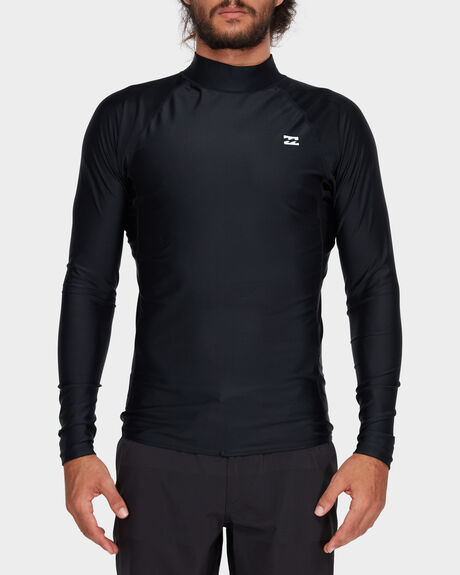 TEAM LONG SLEEVE RASH VEST