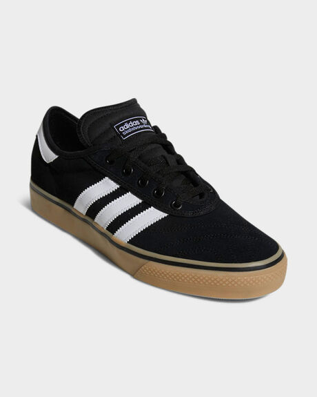 ADIDAS ADI-EASE PREMIERE BLACK/ WHITE/ GUM SHOE