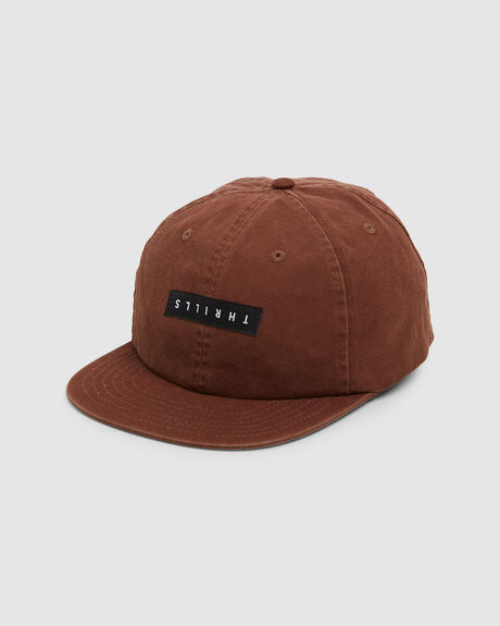 THRILLS CLASSIC PATCH CAP