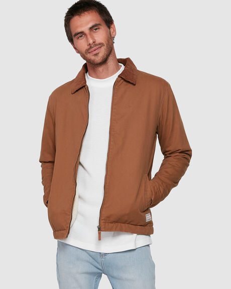 MENS JAMES JACKET