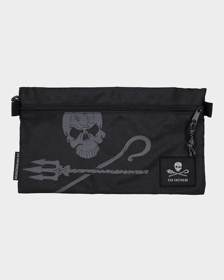 Ss Pencil Case Black