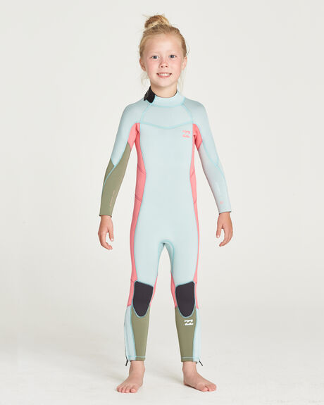 302 SYNERGY BACK ZIP FULLSUIT