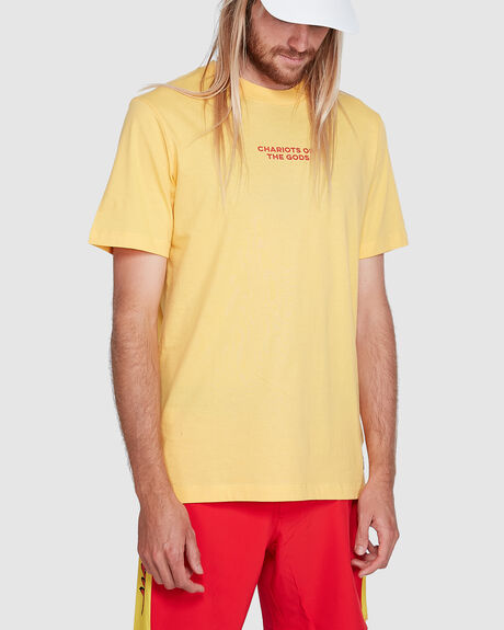 CHARIOT OF THE GODS SS TEE