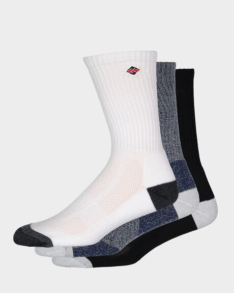 MIXED BAG CREW SOCK