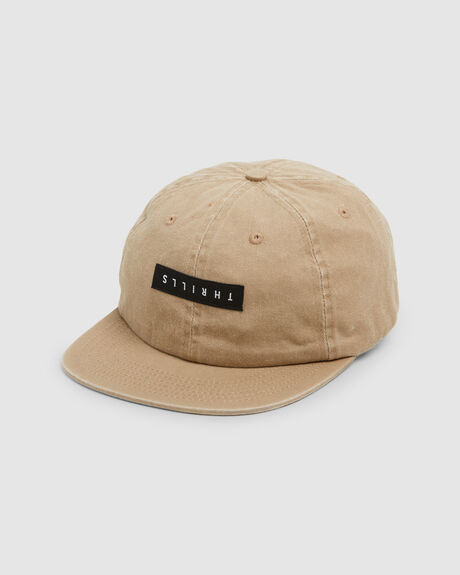 CLASSIC THRILLS PATCH CAP