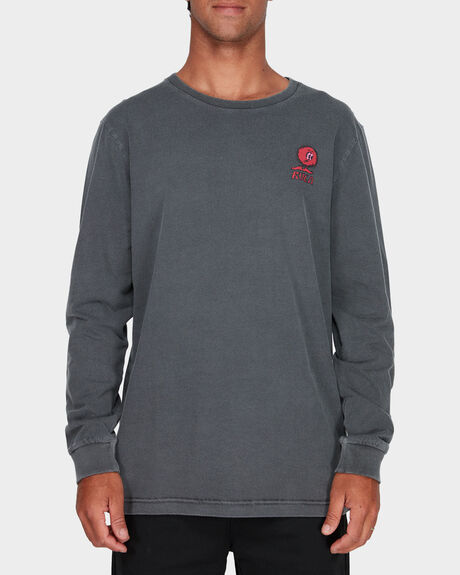 THE FUZZ LONG SLEEVE TEE