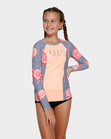 YOUNG AND FREE LONG SLEEVE RASHVEST