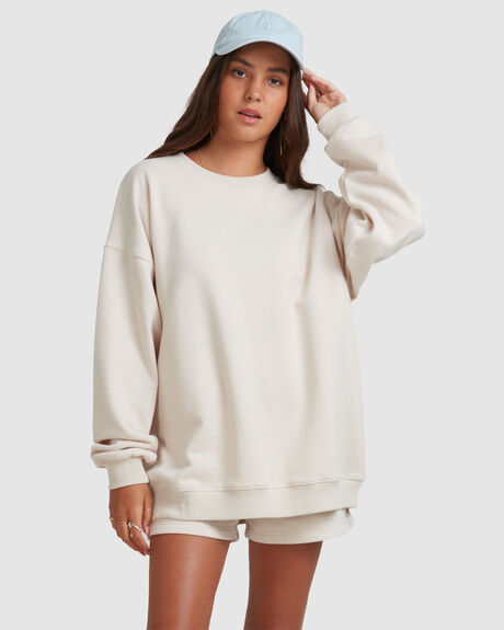 SLOUCHY FLEECE CR