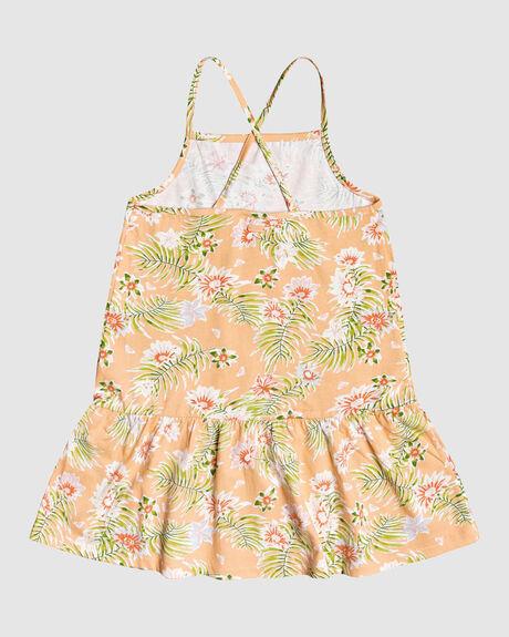 GIRLS STRAPPY DRESS