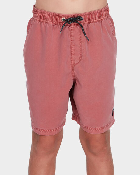 BOYS ALL DAY OVERDYE LAYBACK SHORT