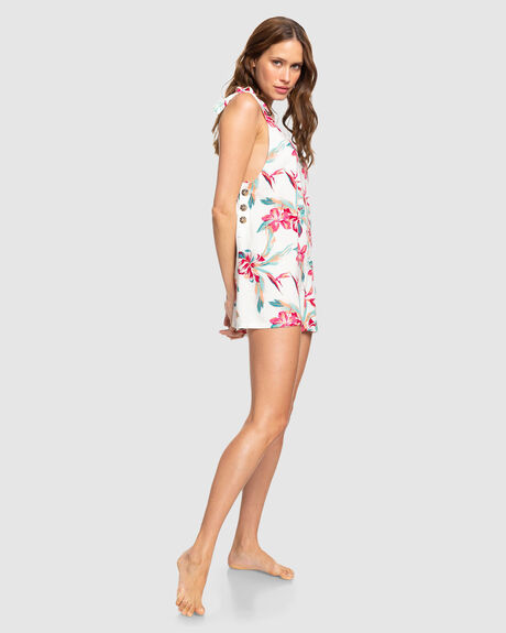 FUN IS THE SUN STRAPPY PLAYSUIT