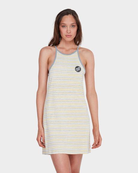 CLASSIC PATCH TANK DRESS