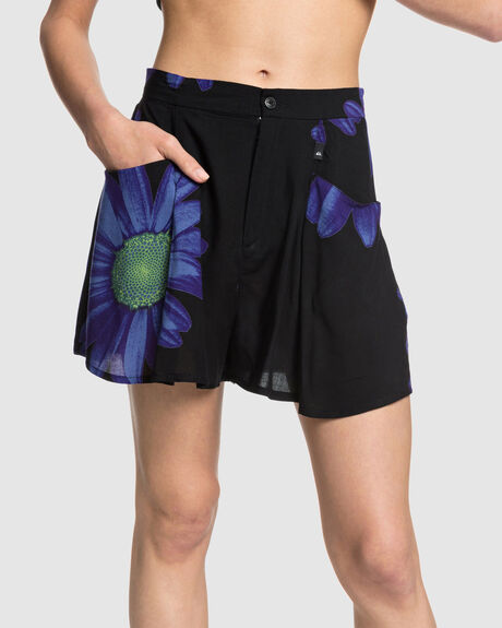 QUIKSILVER WOMENS FLOATY SHORTS