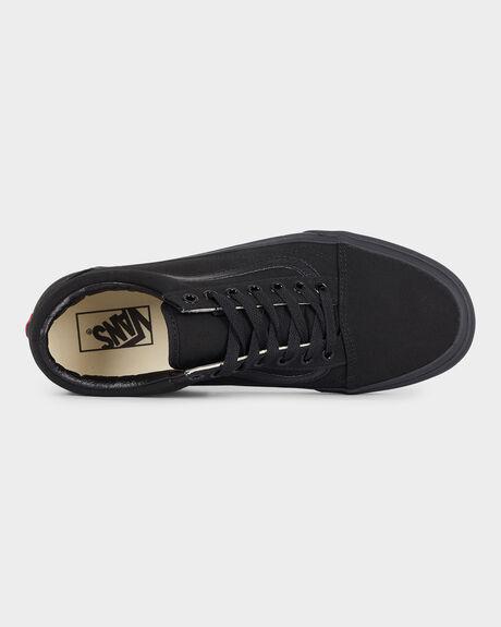 9bb37672f4 Black/black OLD SKOOL VANS BLACK/BLACK SHOE | Surf, Dive 'N' Ski