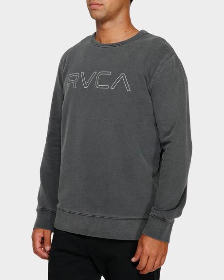 RVCA PIGMENT CREW