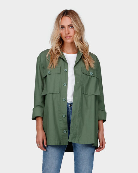 COASTAL DAWN SHIRT JACKET