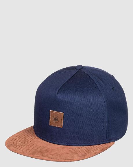 MENS BRACKERS SNAPBACK CAP