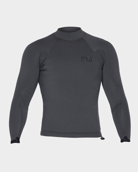 MEN'S 2MM L/S DRYLOCK TOP