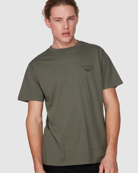 FAR EAST MERCH FIT TEE - ARMY GREEN