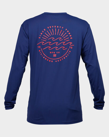PLANET VIBES SURF SHIRT LS
