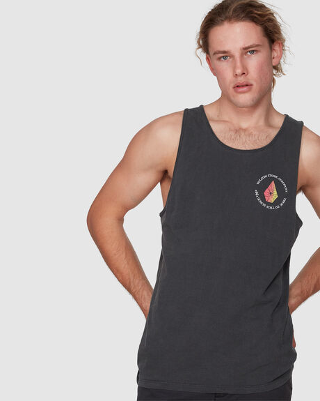 MENS FRACTURE TANK