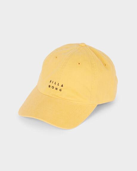 DIE CUT LAD CAP