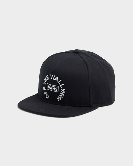 OTW DISTORT SNAPBACK CAP