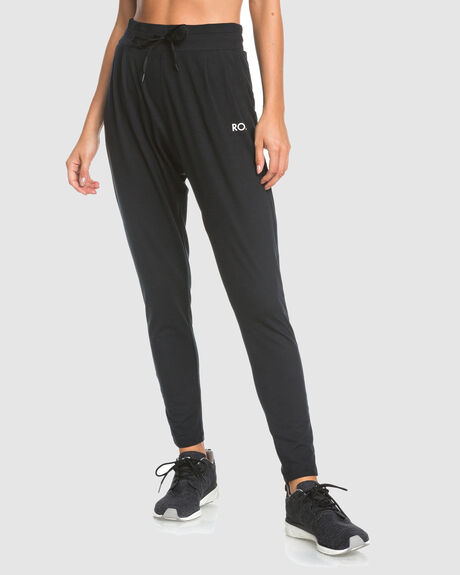 WOMENS JUNGLE ROOTS WORKOUT JOGGERS