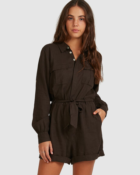 WOMENS KARA BOILERSUIT
