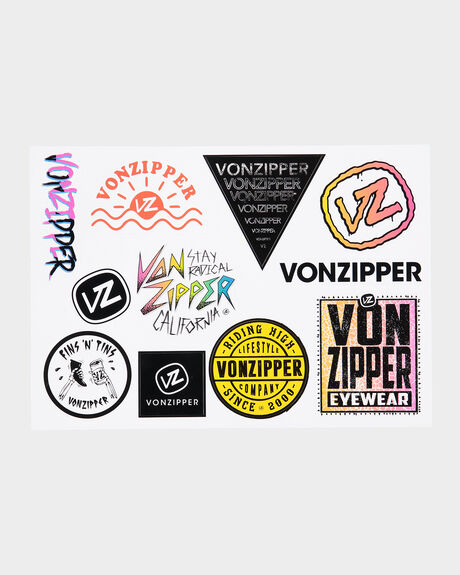 VZ STICKER SHEET - VOL 3