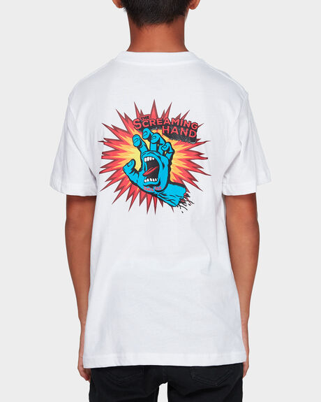 THE SCREAMING HAND SHORT SLEEVE TEE