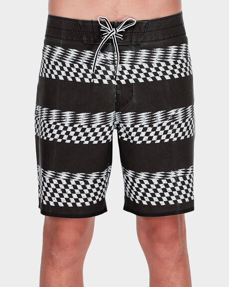 SUNDAYS X STRIPE BOARDSHORT