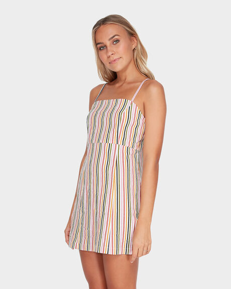PRESTO STRIPE DRESS
