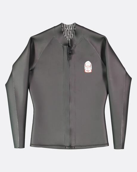 Barry Mcgee Front Zip Jacket