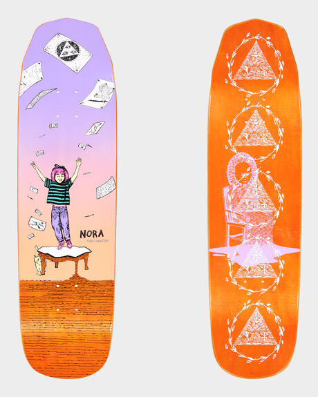 MAGILDA ON WICKED QUEEN SKATEBOARDS
