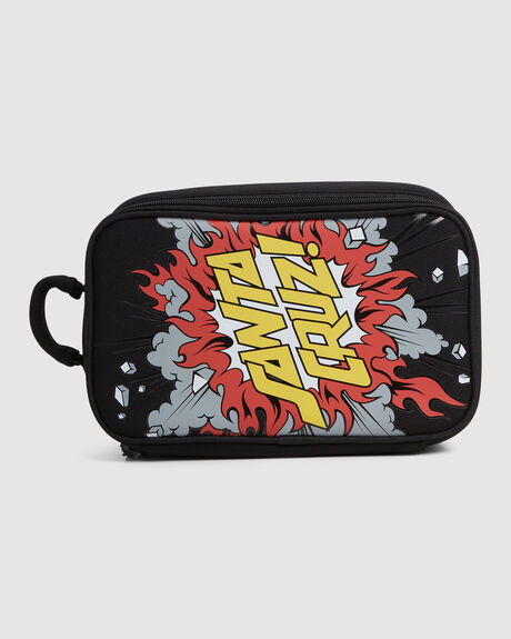 BOOM LUNCHBOX - YOUTH-3PK BLK