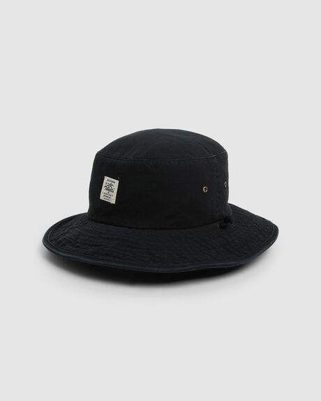 SPIRIT OF THRILLS BOONIE HAT BLACK