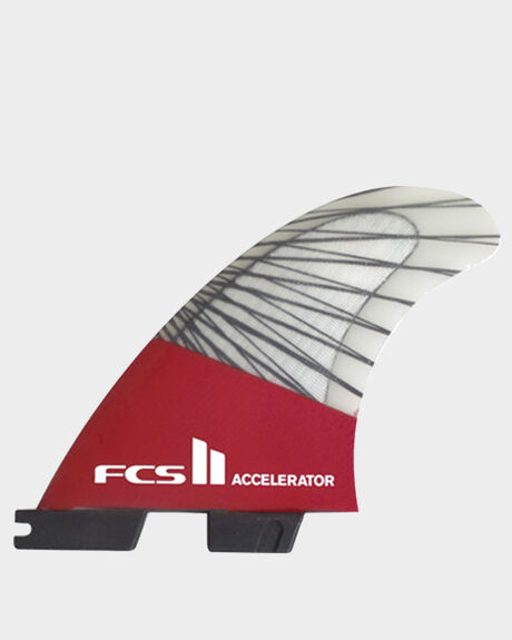 Fcs Ii Accelerator Pc Carbon Red Mood Small Tri Re