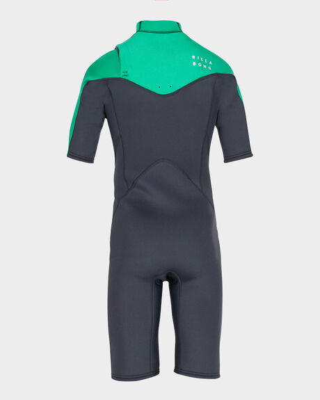 TEEN ABSOLUTE - 202 CHEST ZIP WETSUIT