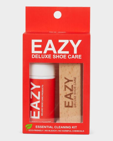 EAZY FOAM CLEANER & BRUSH SET