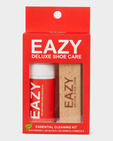 EAZY FOAM CLEANER & BRUSH SET