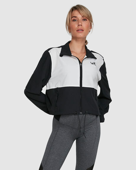WOVEN TRACK JACKET