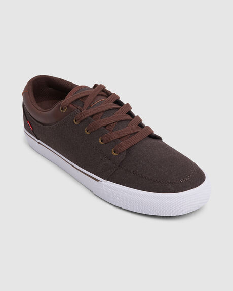 GS DARK BROWN CANVAS